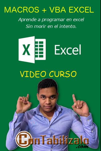 Macros y VBA Excel